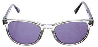 John Varvatos Crystal Tinted Sunglasses