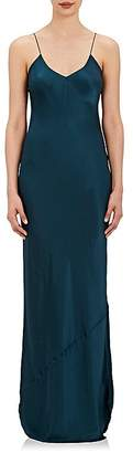Nili Lotan Women's Silk Maxi Slipdress