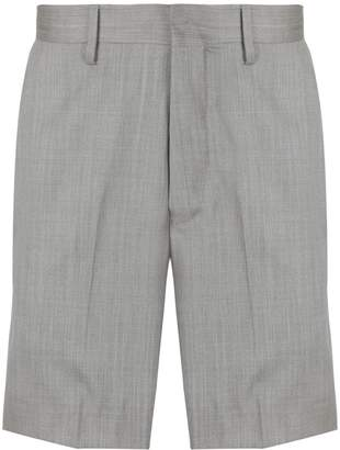 Paura Kappa x tailored shorts