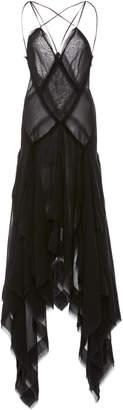 Dahlia UNTTLD Silk Georgette Dress