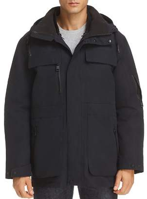 Andrew Marc Hamilton Systems Fur-Trimmed 3-in-1 Jacket