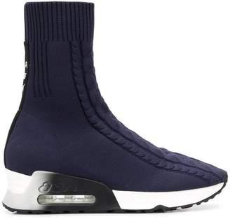 Ash socks sneakers