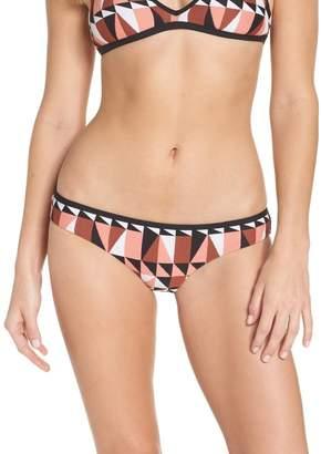 Seafolly Jagged Geo Hipster Bikini Bottoms