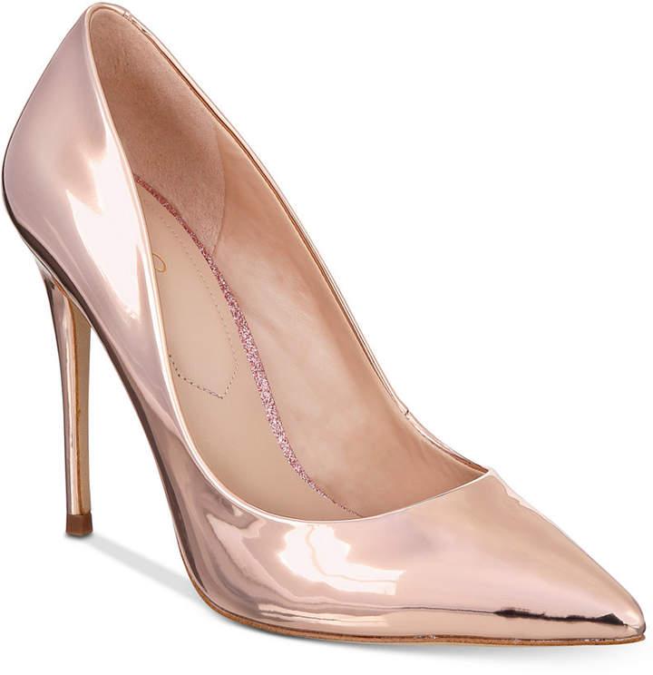 Aldo Stessy Metallic Pumps Women's Shoes
