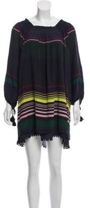 Apiece Apart Silk Mini Dress