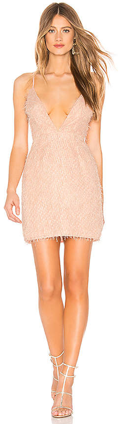 About Us Natalie Mini Dress
