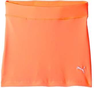 Puma Kids Solid Knit Skirt Girl's Skirt