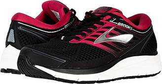 Brooks Women's Addiction 13 Running Shoe (BRK-120253 1B 40864C0 10.5 BLK/PNK/Gry)
