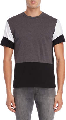 Kenneth Cole New York Color Block Tee
