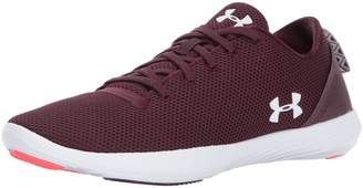 Under Armour Women's Street Precision Sport Low Neutral Sneaker
