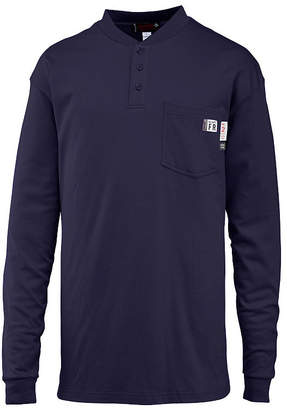 Wolverine FireZero by Flame-Resistant Long-Sleeve Henley