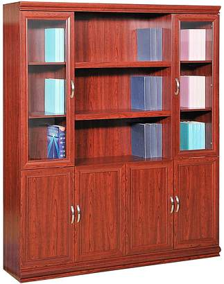 Huali Bookcases Canberra 4 Door Cabinet