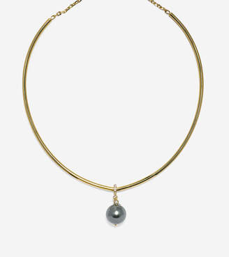 Cole Haan Starry Pearl Collar Necklace