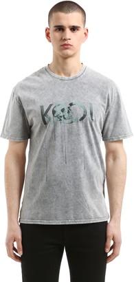 Alchemist KOOL プリントコットンTシャツ