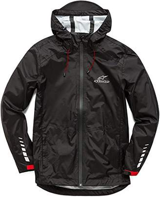 Alpinestars Men's Tech Rain Shell Taped seams Lightweight Waterproof Jacket