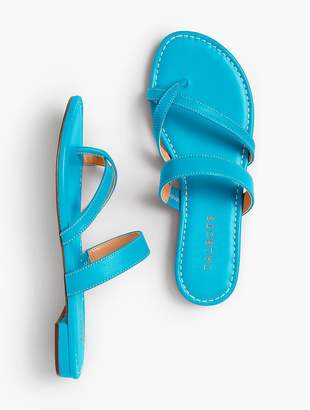 Talbots Gia Toe-Ring Sandals - Soft Nappa