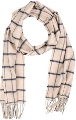 CANALI Oblong scarves $140 thestylecure.com