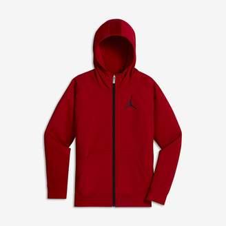 Jordan Sportswear Wings Big Kids' (Boys') Full-Zip Hoodie