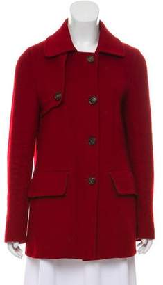 Loro Piana Collared Cashmere Coat