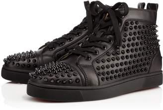 538b2a84bd0 Christian Louboutin Black Rubber Sole Men s Shoes