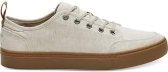 Toms Natural Oxford Gum Sole Men's Landen Sneakers