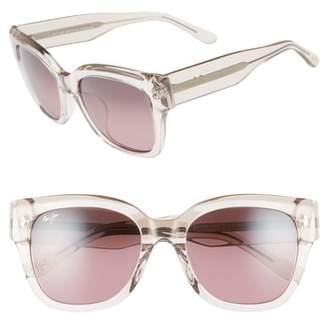 Maui Jim Siren Song 54mm PolarizedPlus2(R) Cat Eye Sunglasses