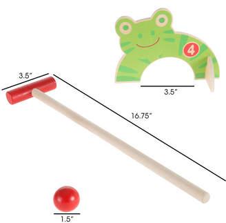 Trademark Global Kids Animal Croquet Set By Hey Play