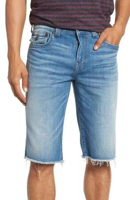 True Religion Brand Jeans Ricky Flap Pocket Shorts