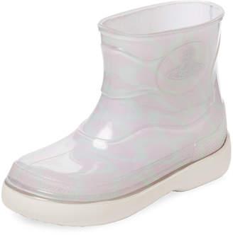Vivienne Westwood Printed Rain Boot