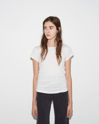 RE/DONE 1960's Slim Tee $80 thestylecure.com