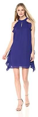 Tiana B Women's Chiffon Swing Dress
