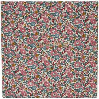 Liberty London Betsy Anne Print Cotton Square Guest Book