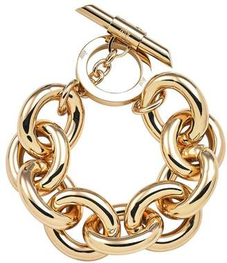 At Orchard Mile Amanda Wakeley Chunky Gold Bracelet