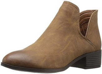 Madden Girl Women's Zavier Ankle Bootie $35.28 thestylecure.com