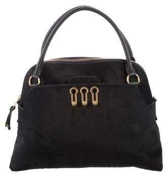 Sonia Rykiel Ponyhair Dome Bag