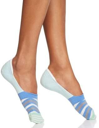 Happy Socks Wavy Stripe Liner Socks