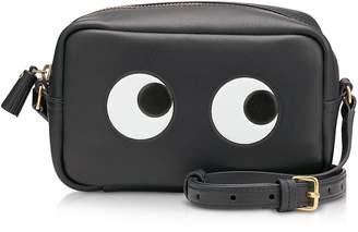 Anya Hindmarch Circus Leather Mini Eyes Cross-body Bag