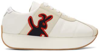 Off-White Marni Dance Bunny Bigfoot Sneakers