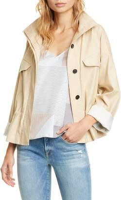 Frame Cinched Jacket