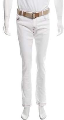 Kiton Five-Pocket Slim Pants w/ Tags