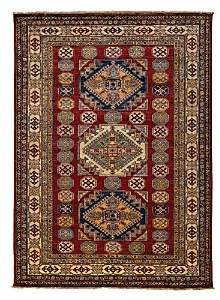 Mojave Collection Oriental Rug, 4'10 x 7'3