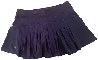 Lululemon Blue Skirt for Women