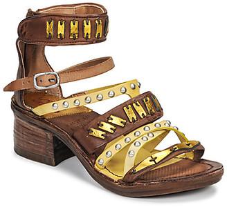 Air Step A.S.98 KENYA women's Sandals in Brown