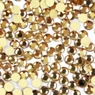 Factory Beauties Deluxe Crystals ¡V Topaz Crystals (1 pack - 1,440pcs) SS8