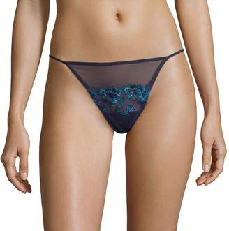 Maidenform Women's Extra Sexy Lace Thong DM1115