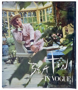 One Kings Lane Vintage Cecil Beaton in Vogue - 1st Printing