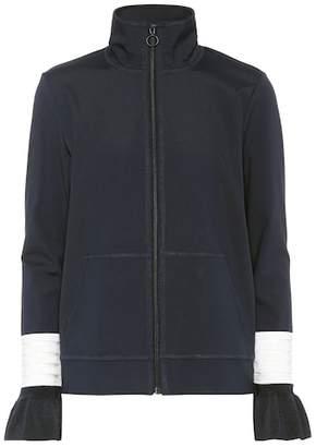 Ganni Presbourg jersey jacket
