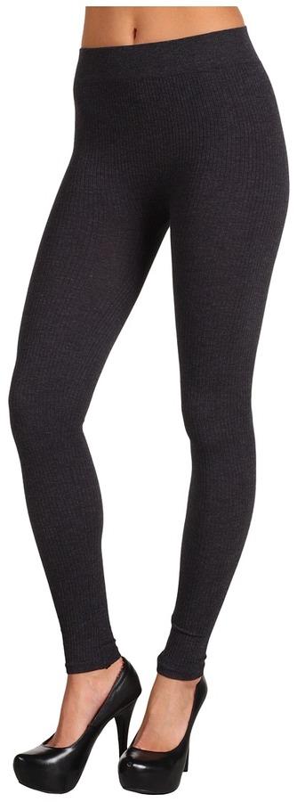 Brigitte Bailey Caimbrie Legging (Charcoal) - Apparel