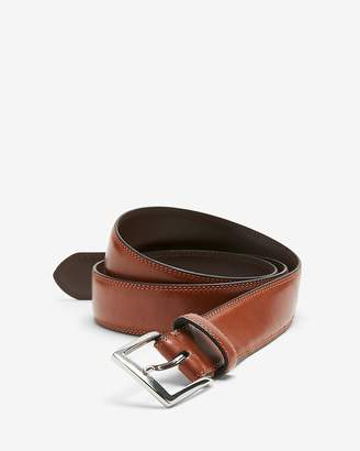 Express Stitched Prong Buckle Belt