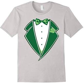 Shamrock T-Shirt Company: Leprechaun Tuxedo T-Shirt